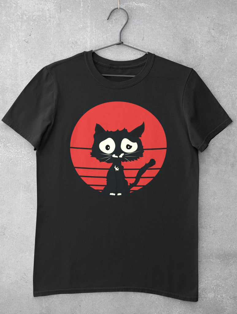 Red Cat - T-Shirt -stonedrockz.de