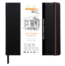 Load image into Gallery viewer, Rhodia Touch - PEN & INKWASH BOOK