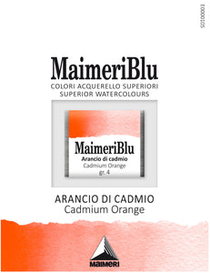 MaimeriBlu Watercolour - Half Pans