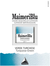Load image into Gallery viewer, Maimeri Blu Watercolour - Half Pans