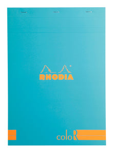 Rhodia - ColoR Lined Stapled Pad