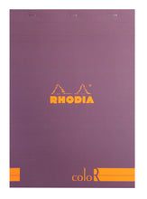 Load image into Gallery viewer, Rhodia - ColoR Lined Stapled Pad