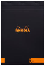 "Load image into Gallery viewer, Rhodia - ""Le R"" Blank Stapled Pad"