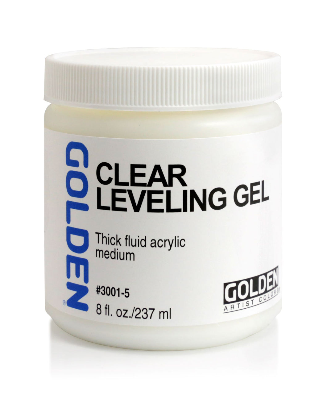 Golden Clear Leveling Gel