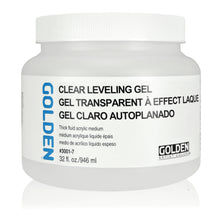 Load image into Gallery viewer, Golden Clear Leveling Gel