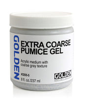 Load image into Gallery viewer, Golden Extra Coarse Pumice Gel