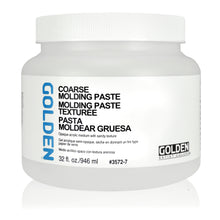 Load image into Gallery viewer, Golden Coarse Molding Paste