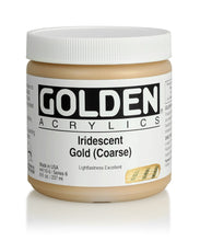 Load image into Gallery viewer, Golden Heavy Body Acrylic - 237ml Jars (Part 2)