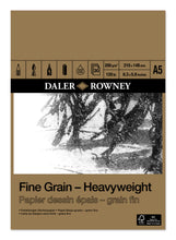 Load image into Gallery viewer, Daler Rowney Fine Grain Heavyweight Pad