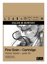 Load image into Gallery viewer, Daler Rowney Fine Grain Cartridge Pad