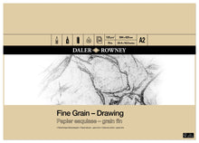 Load image into Gallery viewer, Daler Rowney Fine Grain Drawing Pad