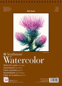 Strathmore 400 Series Watercolour Pad