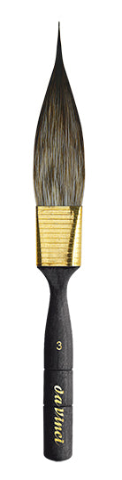 Da Vinci CASANEO Series 704 Synthetic Dagger Brush