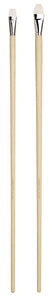 Da Vinci MAESTRO Series 7108 Hog Flat Brushes - 100cm Handle