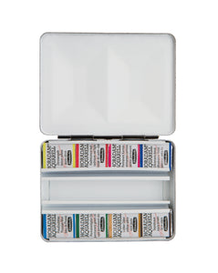 Schmincke HORADAM Artists Watercolour - 8 x Half Pan Set