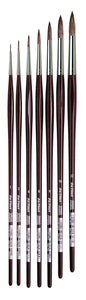 Da Vinci GRIGIO Series 7795 Synthetic Round Brushes