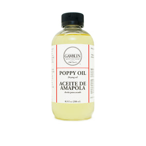 Gamblin Poppy Oil