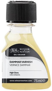 Winsor & Newton Artists' Dammar Varnish