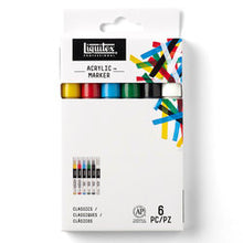 Load image into Gallery viewer, Liquitex Acrylic Marker Sets
