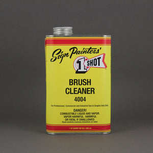 One Shot - Brush Cleaner