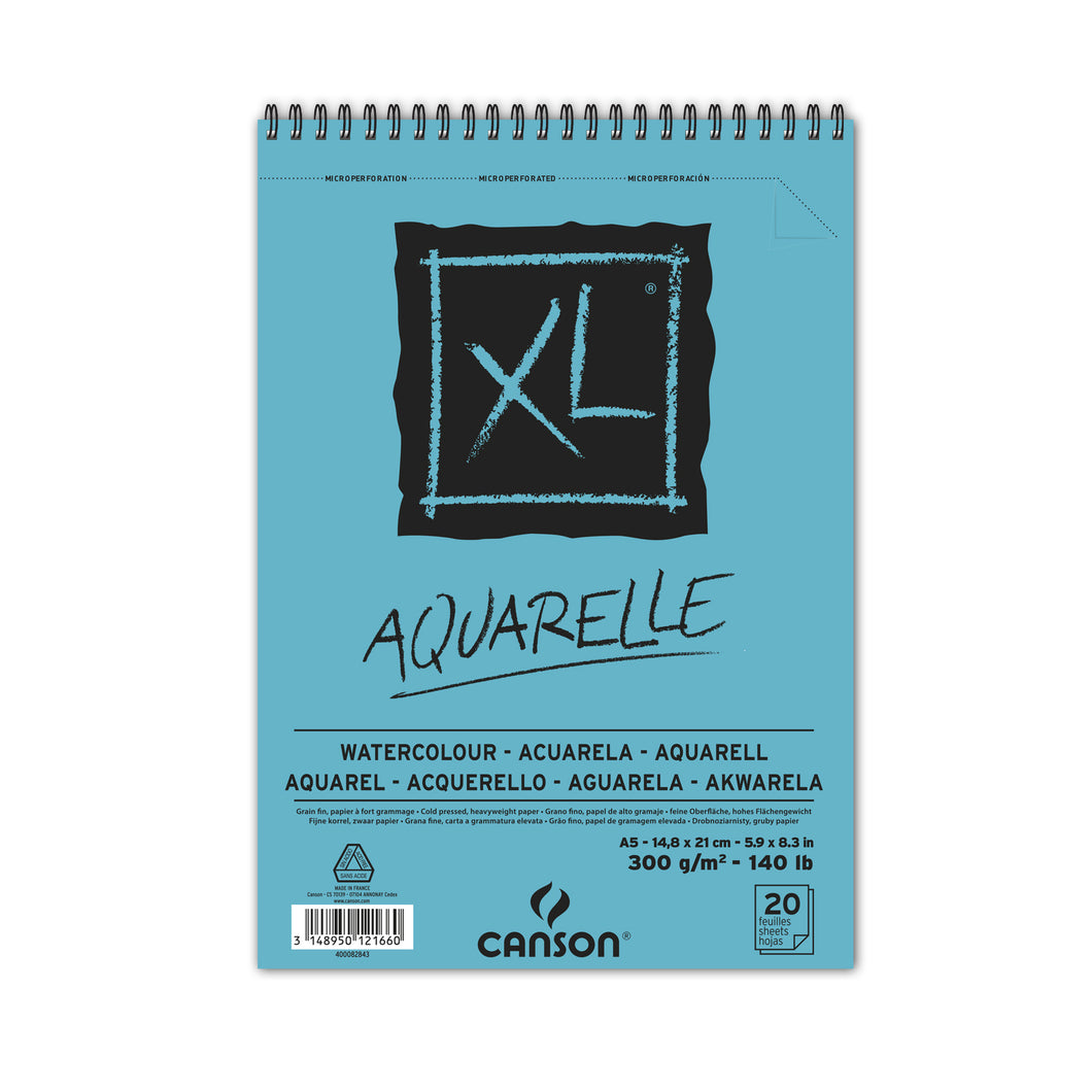 Canson XL Watercolour Pads