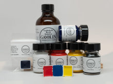 Load image into Gallery viewer, Gamblin Conservation Colours - 15ml Glass Jar