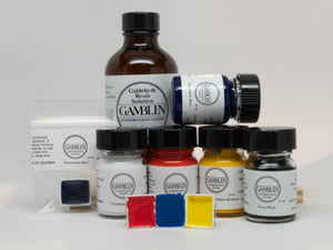 Gamblin Conservation Colours - 15ml Glass Jar