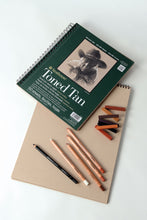 Load image into Gallery viewer, Strathmore 400 Series Toned Spiral Sketch Pads