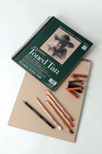 Strathmore 400 Series Toned Spiral Sketch Pads