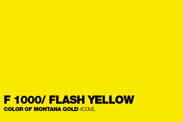 Montana FLUORESCENT & METALLIC Spray Paint