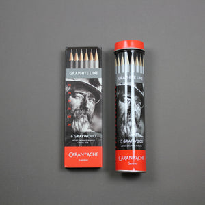 Caran d'Ache GRAFWOOD Pencil Sets