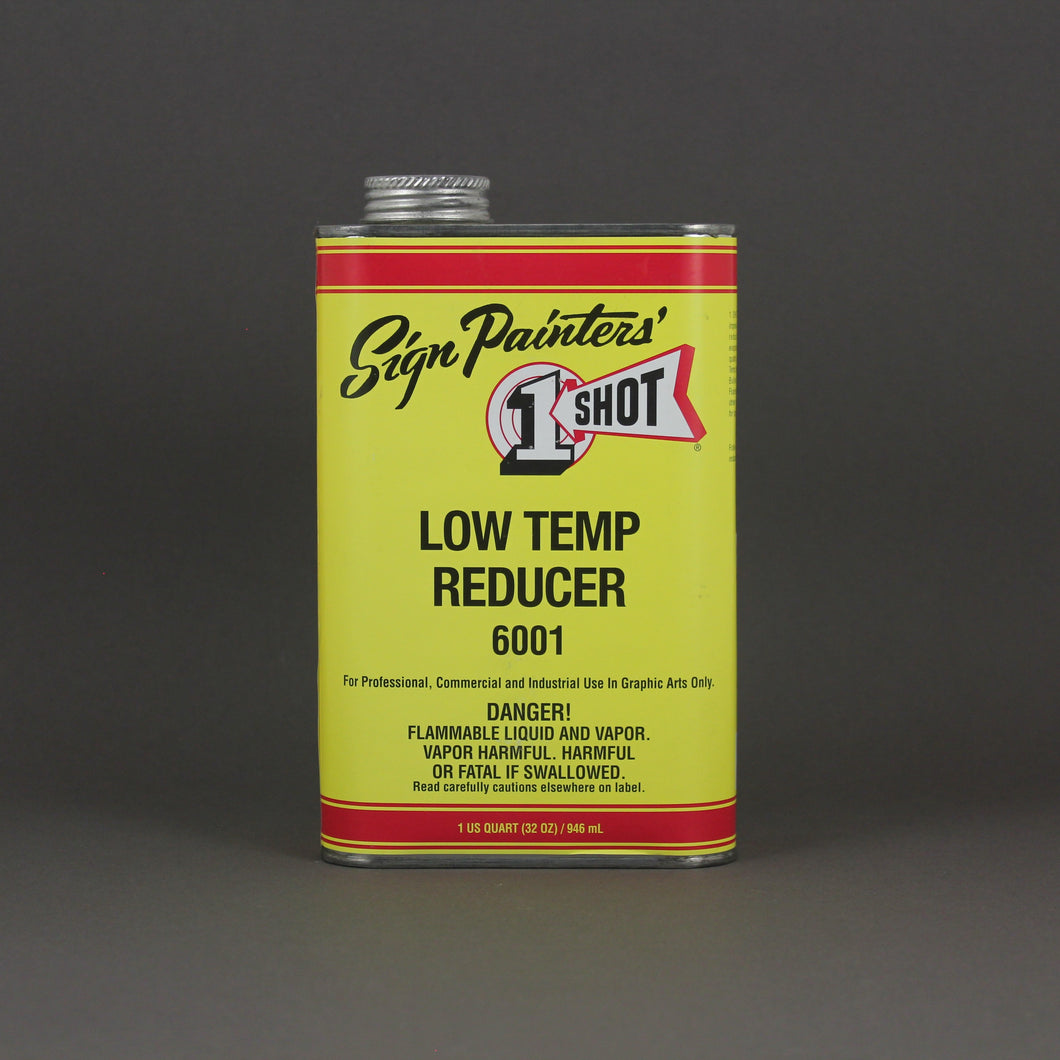 One Shot - Low Temp Reducer