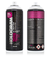 Load image into Gallery viewer, Montana GLITTER & HOLOGRAM Effect Spray Paint