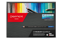 Load image into Gallery viewer, Caran d'Ache MUSEUM AQUARELLE Pencil Sets
