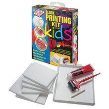 Load image into Gallery viewer, Lino Block Printing Kit for Kids