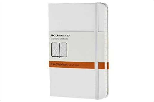 Moleskine Classic POCKET Hard Cover Notebook - DISCONTINUED COLOURS