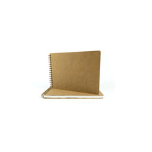Load image into Gallery viewer, Seawhite Euro Drawing Board Spiral Sketchbooks