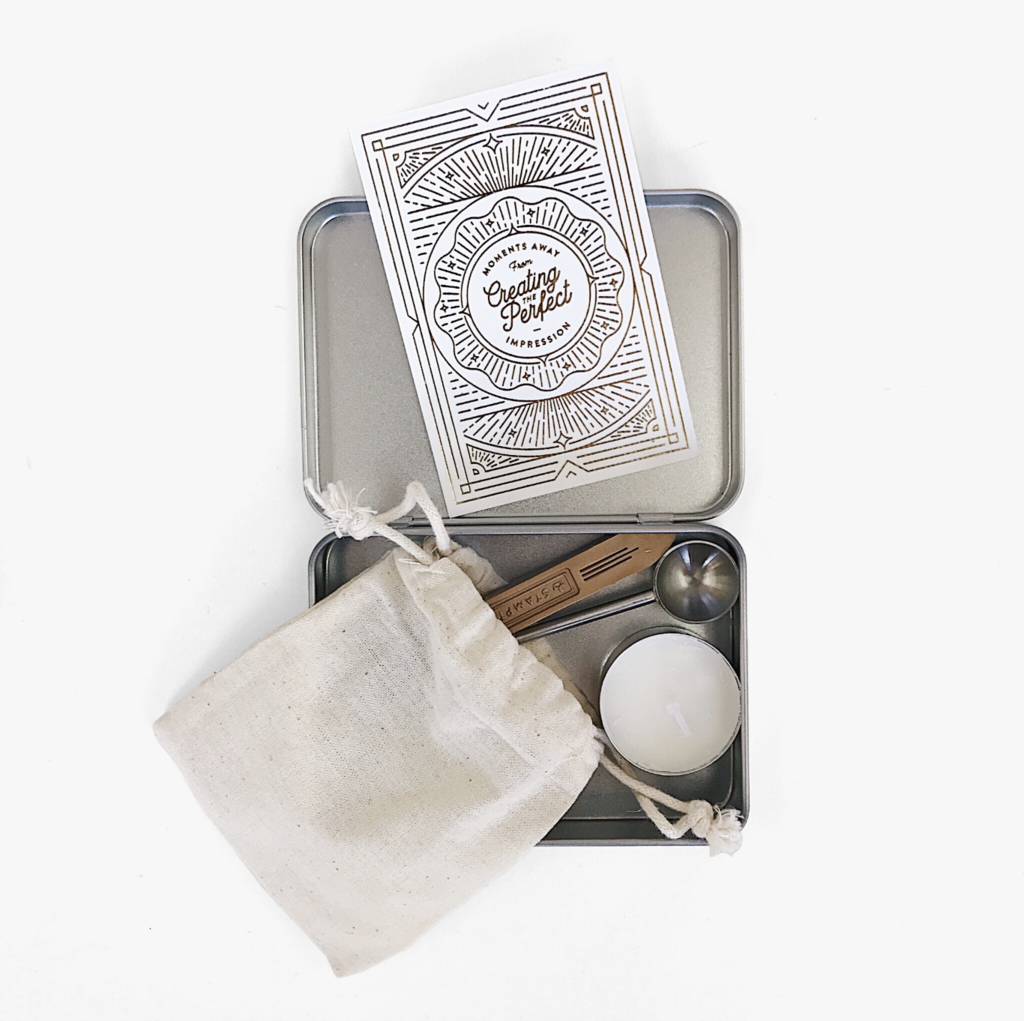 Stamptitude MELTING KIT