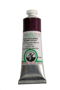 Old Holland Classic Oil Colour 40ml Tubes (Part 1)