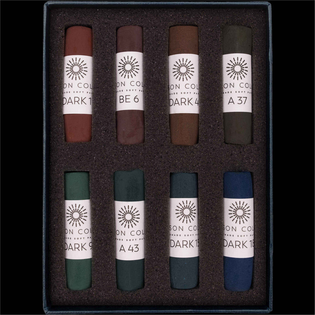 Unison Soft Pastel - Dark Sets