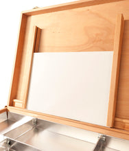 Load image into Gallery viewer, Mabef M/100 Artist's Empty Wooden Box, 20 x 30cm