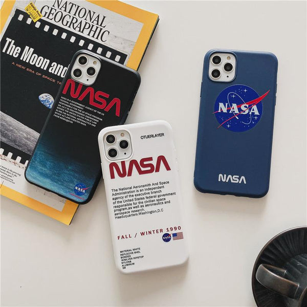 Fundas para Iphone (NASA)