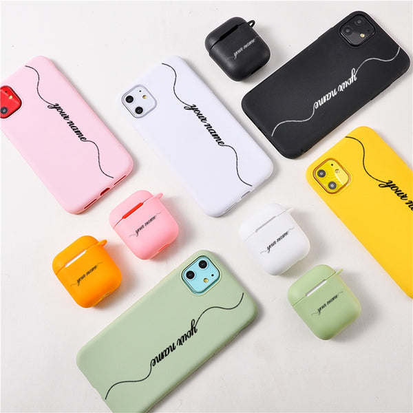Fundas Para Iphone (Pack personalizable)