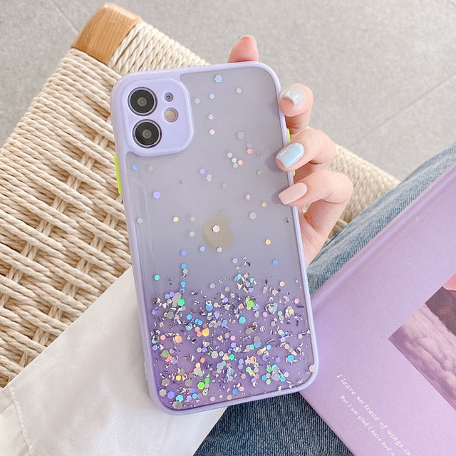 Fundas iphone 12 Brillante
