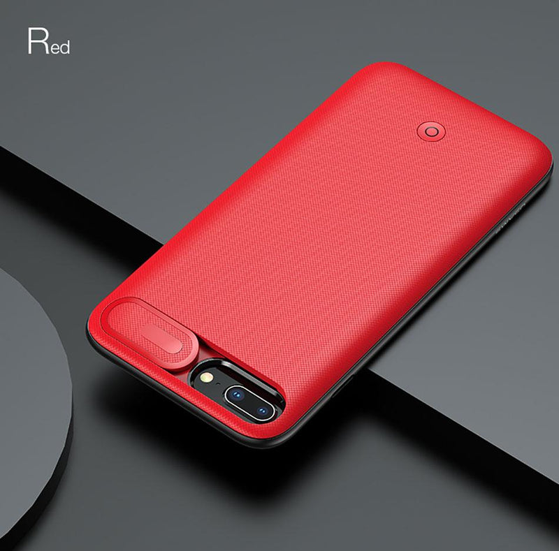 Power Bank Case Slim External