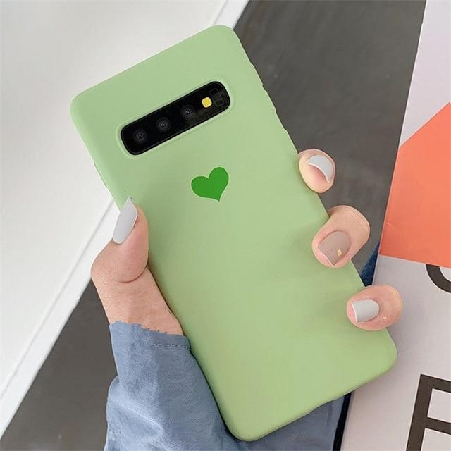 Heart Case for Samsung