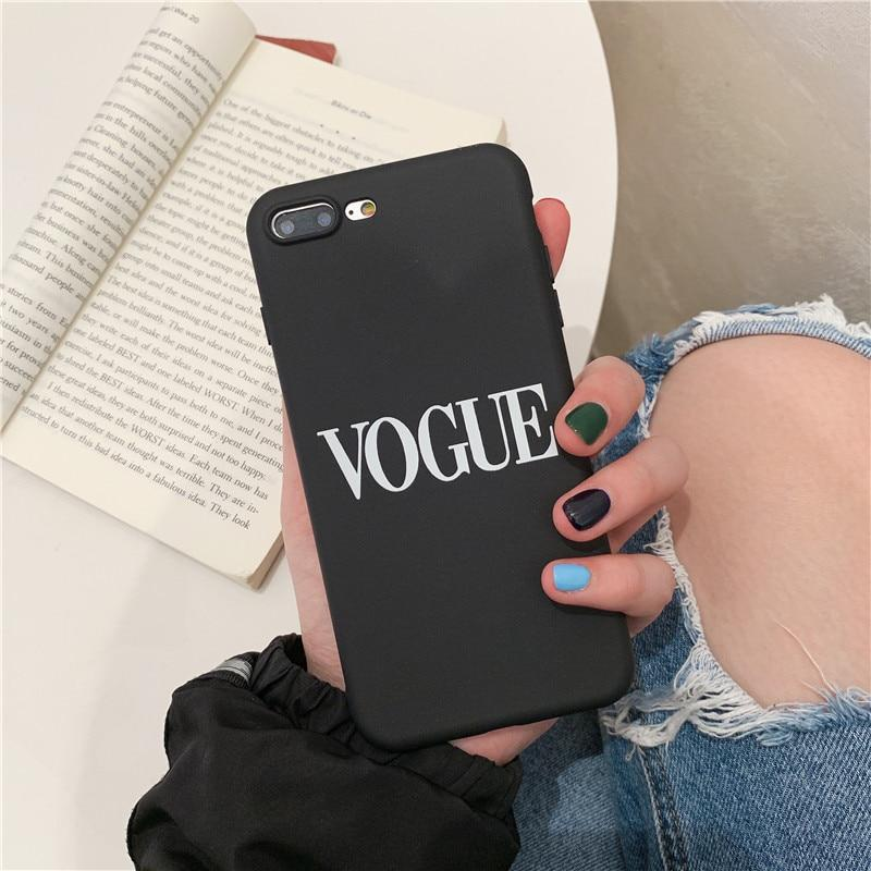 Fundas para Iphone (vogue)