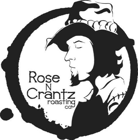 "Rose N Crantz Roasting Co. ""A Tale of Two Beans"" Whole Bean Coffee"
