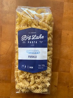 Big Lakes Pasta Fusilli