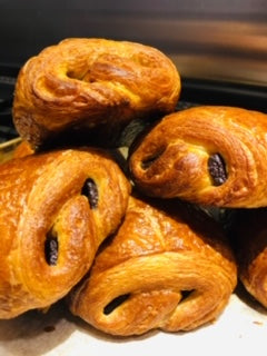 Bakeshop on Boundary - Bake at Home Chocolate Croissants - 6 pack